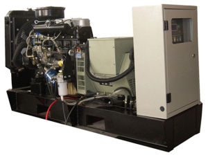 500kVA Diesel Soundproof Generator with Perkins Engine