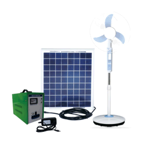 Energy-Saving 12V Solar DC Fan with Solar Panel (USDC-500) pictures & photos