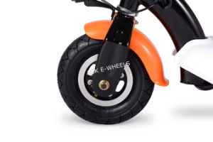 "350W 8"" Lithium Battery Folding Electric Bicycle (MES-007) pictures & photos"