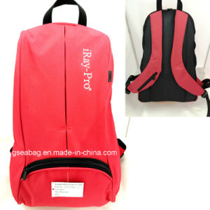 2018 Fashion Sport Laptop Backpack School Bag Travel Hiking Camping Business Promotional Backpack (GB#20001) -Red pictures & photos