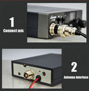 CE Approved CB Radio Lt-298 with 4W/10W CB Transceiver pictures & photos
