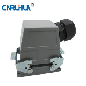 CE RoHS Approval OEM Cnruihua Power Cable Plug pictures & photos