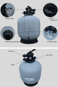 Above Ground Pool Filter / Swimming Pool Equipment pictures & photos