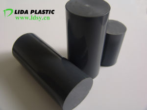 PVC Rods with White, Grey Color pictures & photos