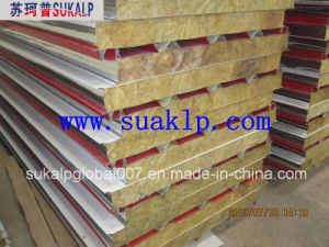 Mineral Wool Sandwich Panel pictures & photos