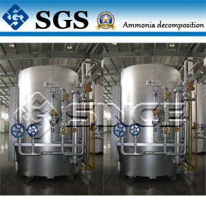 NH3 Decomposition Gas Plants for Heat Treatment Furnace