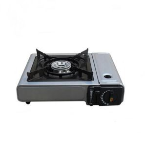 High Quality Single Burner Portable Camping Gas Cooker pictures & photos