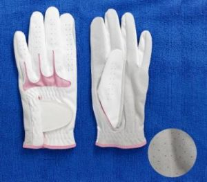 Breathe Freely Cabretta Golf Glove pictures & photos