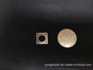 Mobile Lens Cover for Precision Machining of Stainless Steel