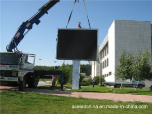 P18 Outdoor LED Digital Media Signage Billboard pictures & photos