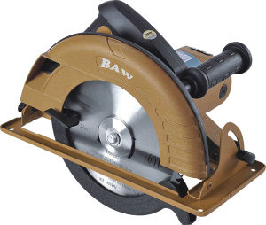 BAW 2000W 4400rpm Electronic Wood Cutter Circular Saw pictures & photos