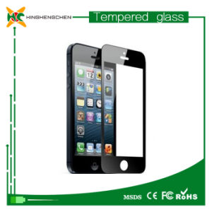 Vcover for iPhone 5 Tempered Glass Screen Protector pictures & photos