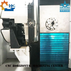Hmc100 Four-Axis CNC Horizontal Machining Center with Ce pictures & photos