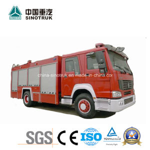 Professional Supply Fire Fighting Truck with 10m3 Water Tank+2m3 Foam Tank pictures & photos