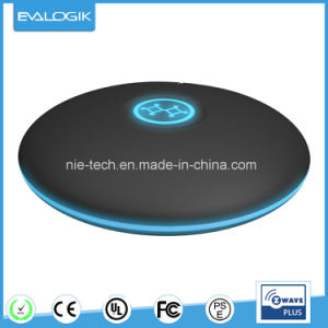 Z-Wave Circular Version Gateway Control Centre for Home Security (ZE300) pictures & photos