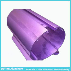 professional Punching Tapping Drilling Excellent Surface Treatment Aluminum Extrusion