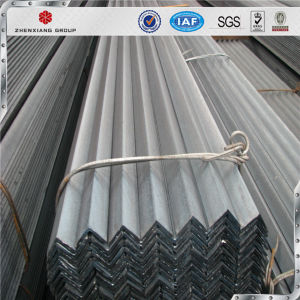 Hot Rolled Mild Steel Angle Bar Size pictures & photos