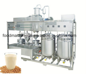 Automated Soy Milk Making Machine