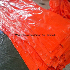 200GSM Tarp PE Tarpaulin with UV Treated PE Tarps for Car /Truck / Boat Cover pictures & photos