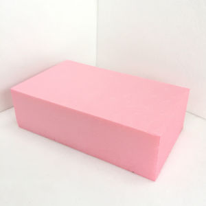 Fuda Extruded Polystyrene (XPS) Foam Board B1 Grade 1000kpa Pink 40mm Thick
