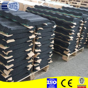 Building material sand coated metal roofing tiles pictures & photos