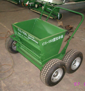 Sand/Rubber Infill Machine for Artificial Turf