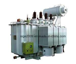 SZ9 On-Load Tap Changer Power Transformer pictures & photos