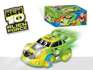 Kids Battery Operated Toy Ben 10 Car (H6614034) pictures & photos
