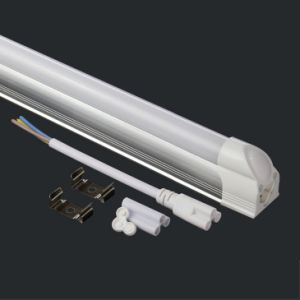 5W Frosted CE 1ft Nature White T5 LED Tube Light