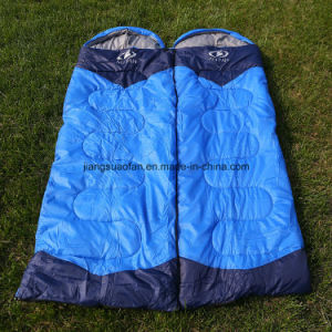 Aofan Double Sleeping Bag, W/P. W/R Sleeping Bag