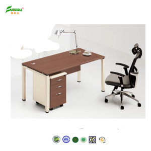 2015 Office Desk Staff Workstation Wood Furniture pictures & photos