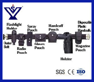 New Type Police Safety Synthetic Duty Belt/ Accessories System (SYRJ-38) pictures & photos
