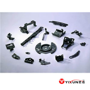ABS Injection Molded Plastic Auto Parts, Plastic Mould pictures & photos