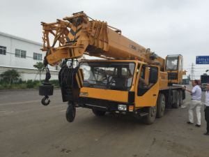 Used Truck Crane 50 Ton China Original pictures & photos