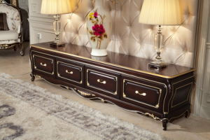 Classical Wooden Livingroom Furniture-Cabinet