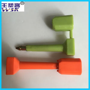 One Time Self Adhesive Plastic Injection Bolt Seal (ABS)