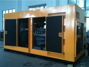Factory Directly Supply Cummins Soundproof Diesel Generator (250kVA)