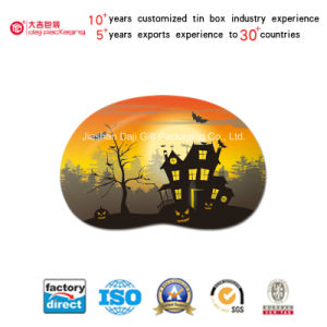 Halloween Series Packaging Tin Boxes Metal Boxes (B001-V23)