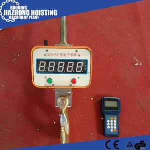 Wireless 10t to 200t Bluetooth Chatillon Ocs Crane Scale