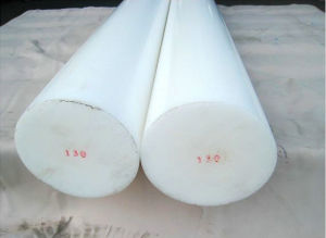 High Quality POM Rod, Delrin Rod with White, Black Color pictures & photos