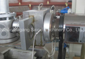 Zhangjiagang City Plastic PE Films Recycling Machine pictures & photos