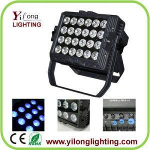 High Power Waterproof IP65 Rgbaw 24X15W Outdoor Light