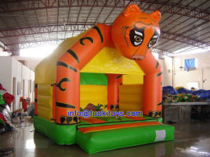 Lovely and Funny Inflatable Bouncer Made of 18 Oz PVC Tarpaulin (A121)