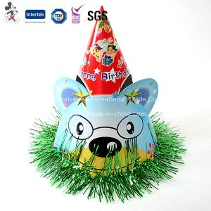 Wholesale Cute Birthday Cap for Kids pictures & photos