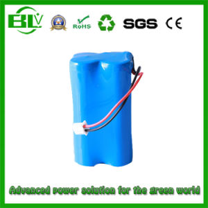 7.4V Lithium-Ion Battery for Door Lock Alarm System (4400mAh) pictures & photos