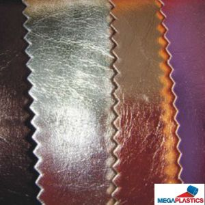 Metalic PVC Leather for Furniture, Bags, Shoes pictures & photos
