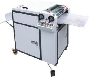Sguv-480 Manual Coating Machine Office Coating Machine