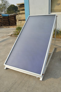 Wall Mounted Flat Plate Split Solar Water Heater pictures & photos