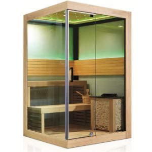 Monalisa Loss Weight and Beauty Sauna Wooden House (M-6033) pictures & photos