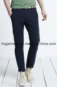 Man′s Walking Cargo Colorful Chino Soft Cotton Casual Pants pictures & photos